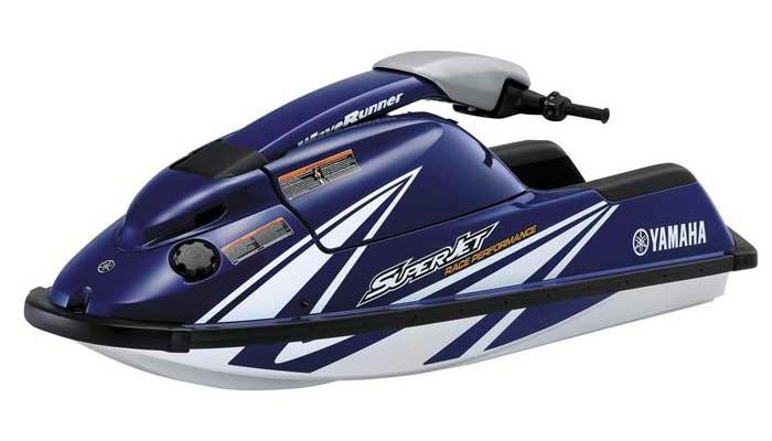 Yamaha SJ 700